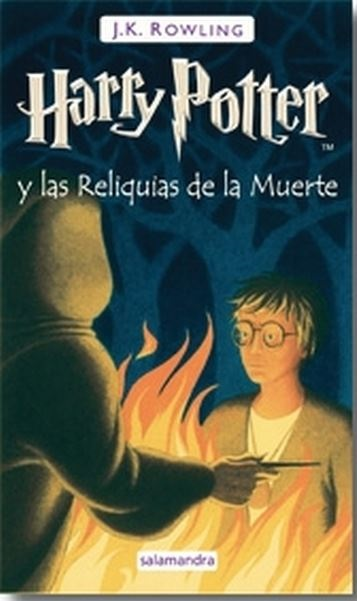 informacion de harry potter 7: