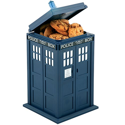 tardis galleta